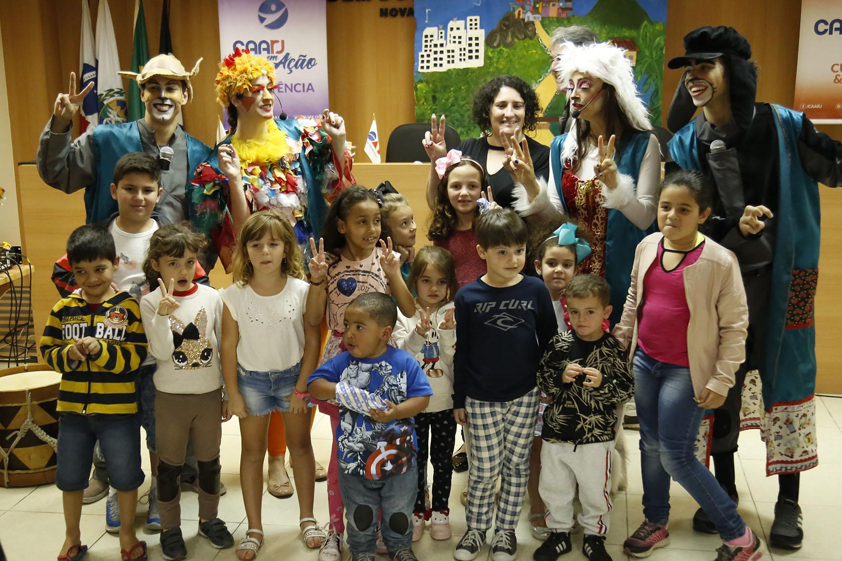 Mais De 540 Pessoas Participam Da Caravana Sociocultural