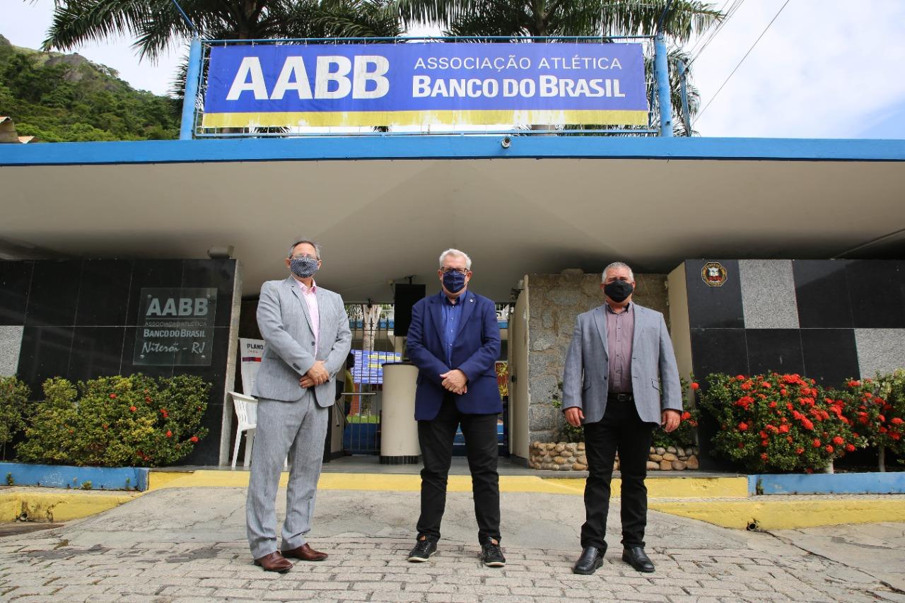 AABB-Niterói é Nova Parceira Da Caarj