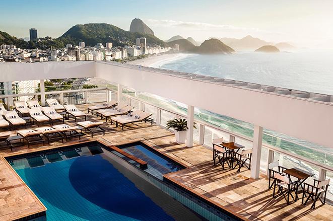 Caarj Firma Parceria Com Hotéis Rio