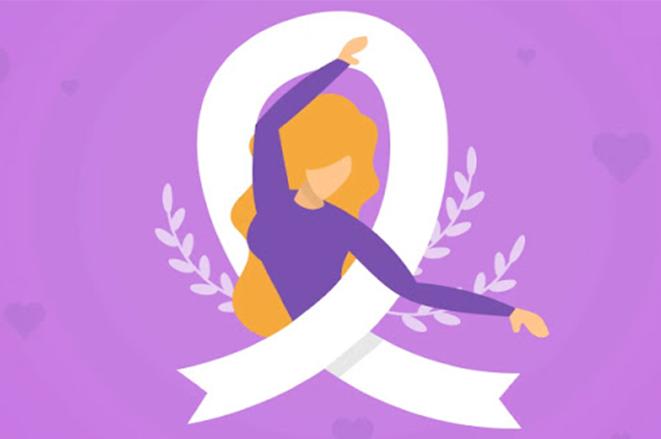 Março Lilás – Combate Ao Câncer Do Colo Do útero