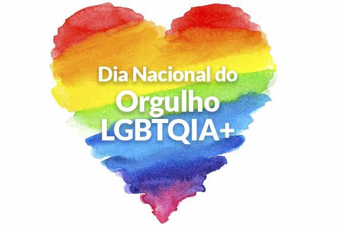 Dia Nacional Do Orgulho LGBTQIA+