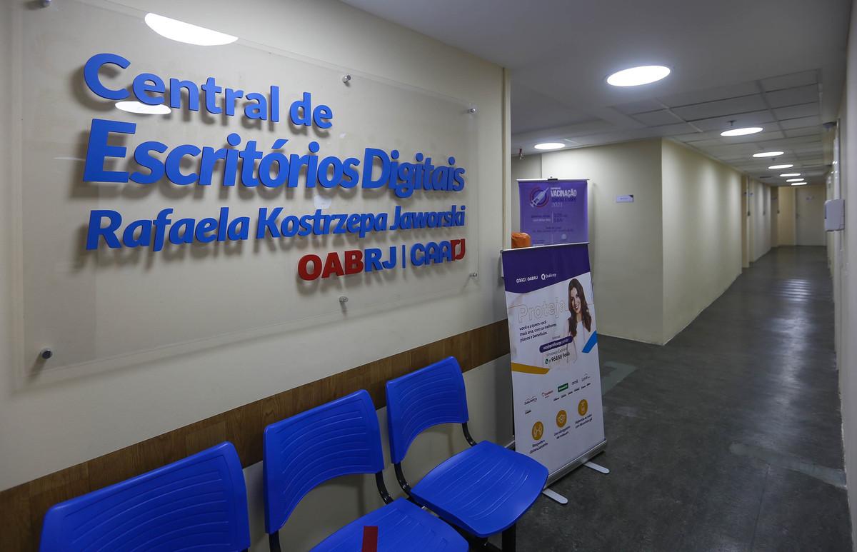 Central De Escritórios Digitais é A Primeira A Levar Nome De Advogada
