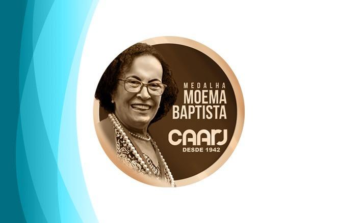 Outorga Da Medalha Moema Baptista